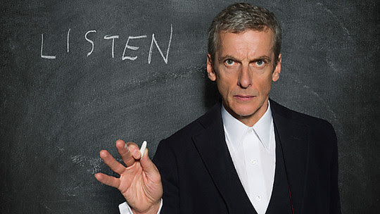 Listen TSCN Special: Reviewing Doctor Who: Listen