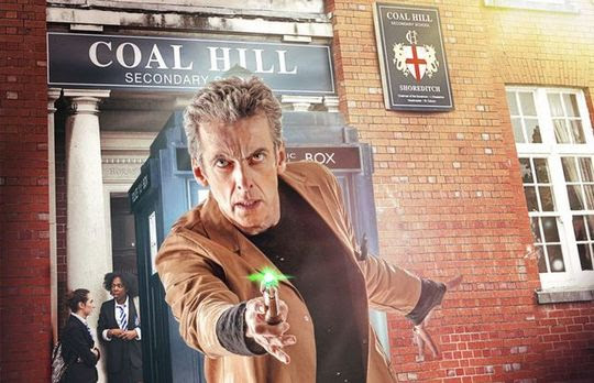 The Caretaker TSCN Special: Review of Doctor Who: Time Heist and The Caretaker