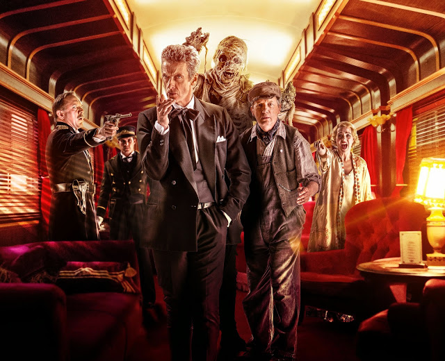 Mummy on the Orient Express 16 TSCN Special: Review of Doctor Who: Kill The Moon and Mummy On The Orient Express