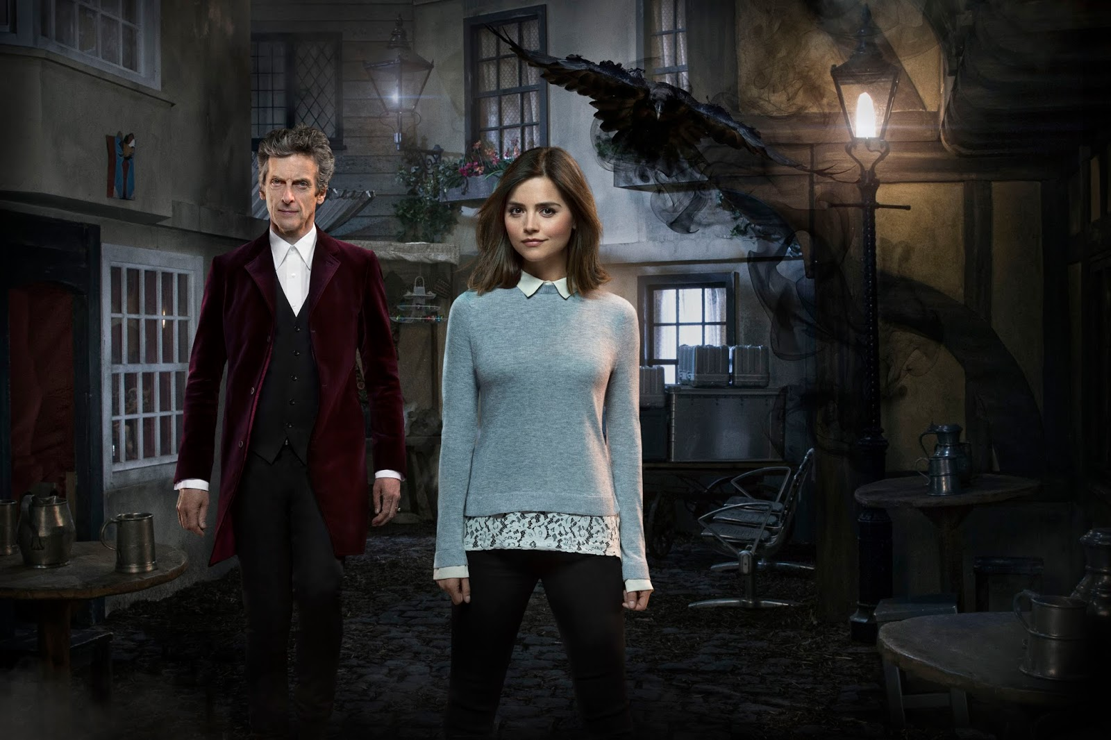 Face the Raven - 01