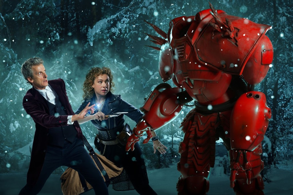 The Husbands of River Song - 01